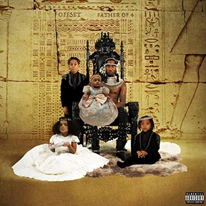 FATHER OF 4 album cover
