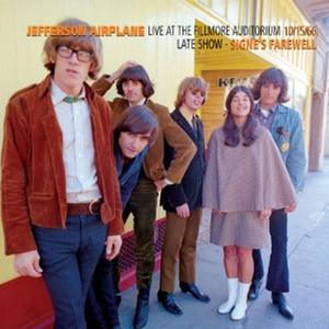 Live At The Fillmore Auditorium 10-15-66: Late Show: Signe's Farewell album cover