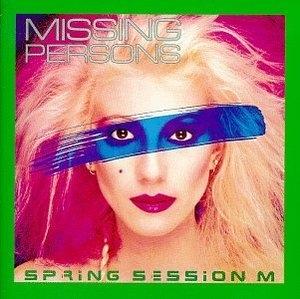Spring Session M album cover