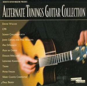 Alternate Tunings Guitar Collection album cover