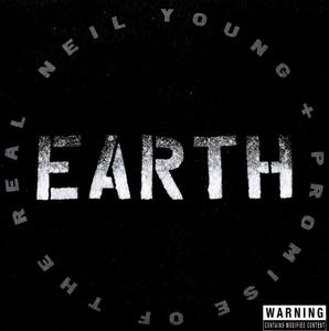 Earth album cover
