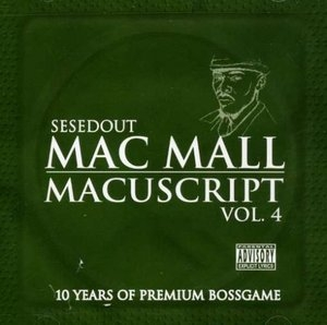 The Macuscript, Vol.4 album cover