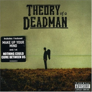 Theory Of A Deadman album cover