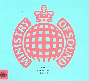 Ministry Of Sound: The Annual 2015 album cover