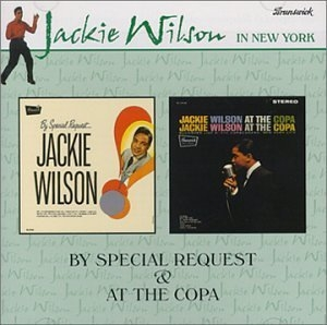 By Special Request~ Jackie Wilson At The Copa album cover