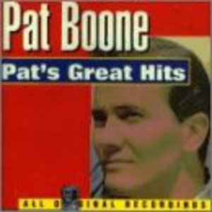 Pat's Great Hits album cover