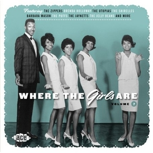 Where The Girls Are, Vol. 7 album cover
