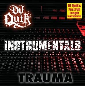 Trauma Instrumentals album cover