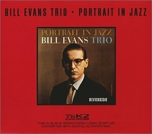 Portrait In Jazz album cover