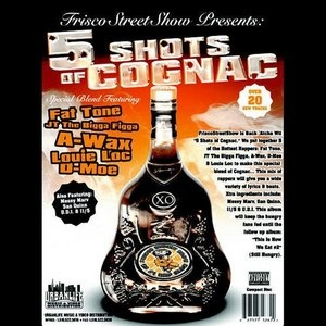 5 Shots Of Cognac album cover