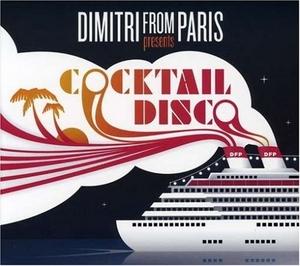 Cocktail Disco album cover