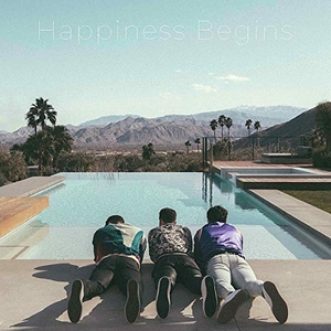 Happiness Begins album cover