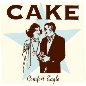 Comfort Eagle album cover