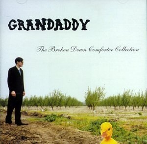 The Broken Down Comforter Collection album cover