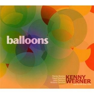Balloons album cover