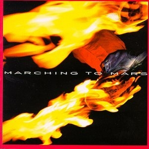 Marching To Mars album cover
