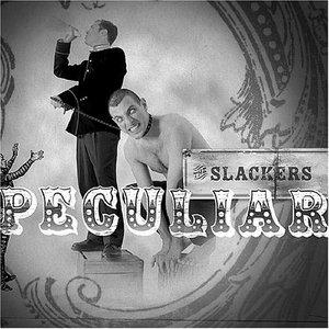 Peculiar album cover