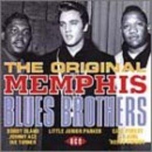 The Original Memphis Blues Brothers album cover
