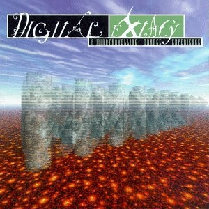 Digital Extacy: A Mindtravelling Trance Experience album cover