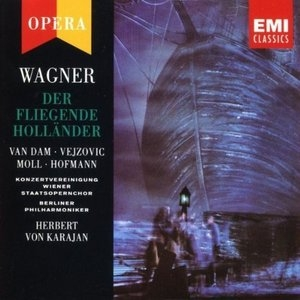 Wagner: Der Fliegende Hollander album cover