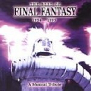 The Best Of Final Fantasy 1994-1999 album cover