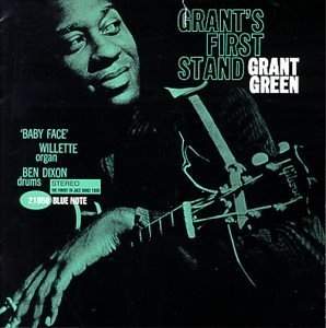 Grant's First Stand album cover