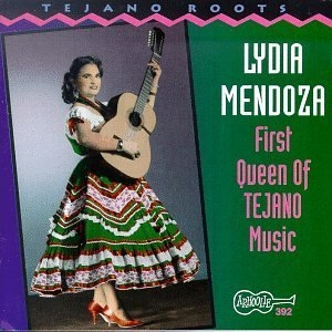 First Queen Of Tejano Music album cover