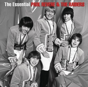 The Essential Paul Revere & The Raiders album cover