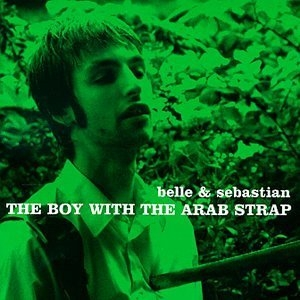 The Boy With The Arab Strap album cover