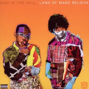 Land Of Make Believe album cover