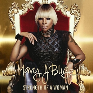 Strength Of A Woman album cover