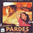 Pardes album cover