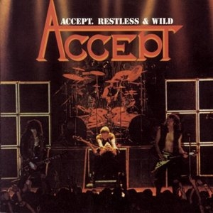 Restless And Wild album cover
