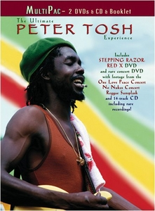 The Ultimate Peter Tosh Experience: Rare & Classic Recordings album cover