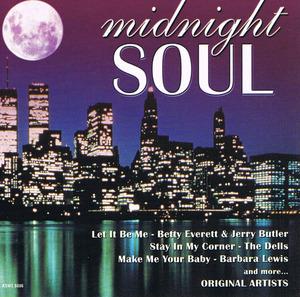 Midnight Soul album cover