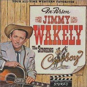 The Singing Cowboy album cover