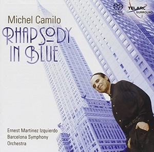 Rhapsody In Blue album cover