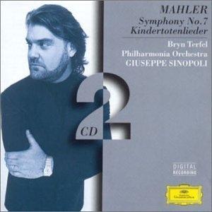 Mahler-Symphony No7 album cover