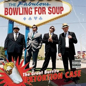 The Great Burrito Extortion Case album cover