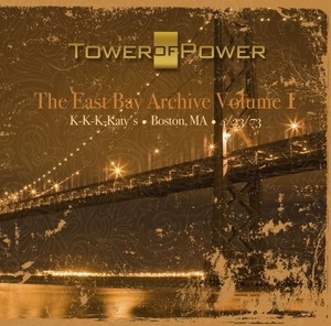 The East Bay Archive Volume I album cover