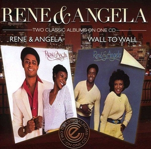 Rene & Angela / Wall to Wall album cover