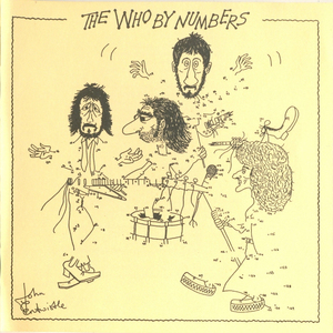The Who By Numbers  (Exp) album cover