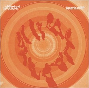 AmericanEP album cover
