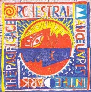 The Pacific Age album cover