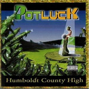 Humboldt County High album cover