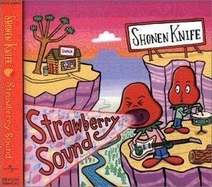 Strawberry Sound album cover
