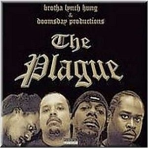 The Plague album cover