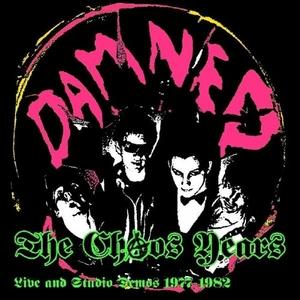 The Chaos Years: Live & Studio Demos 1977-1982 album cover