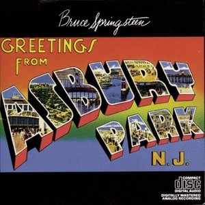 Greetings From Asbury Park NJ album cover