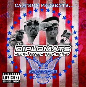 Diplomatic Immunity album cover
